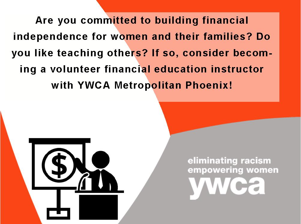 Financial Education Volunteer Orientation